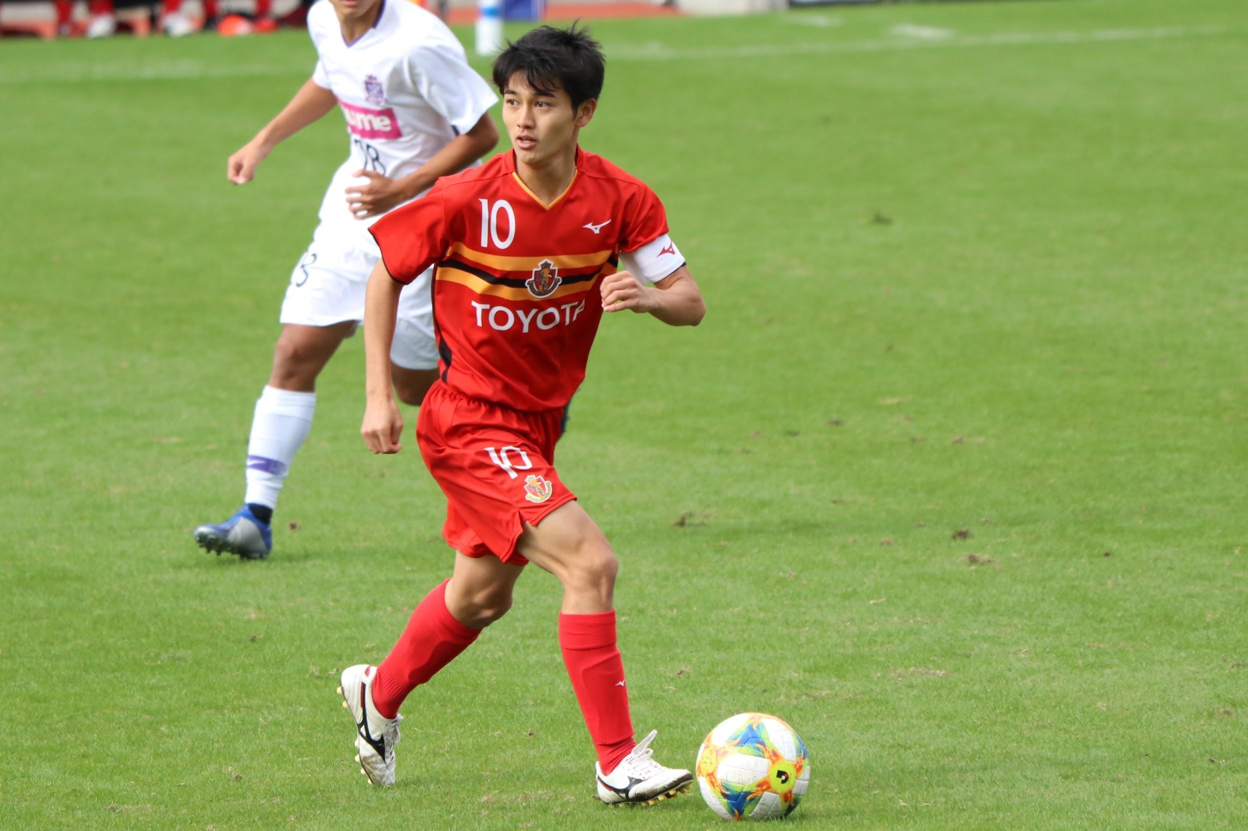 (Jユースカップ サンフレッチェ広島戦)