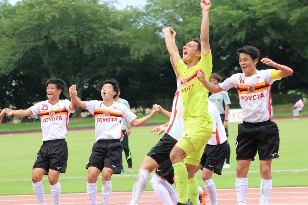 名古屋グランパスU-18の選手たち 2019年(1)