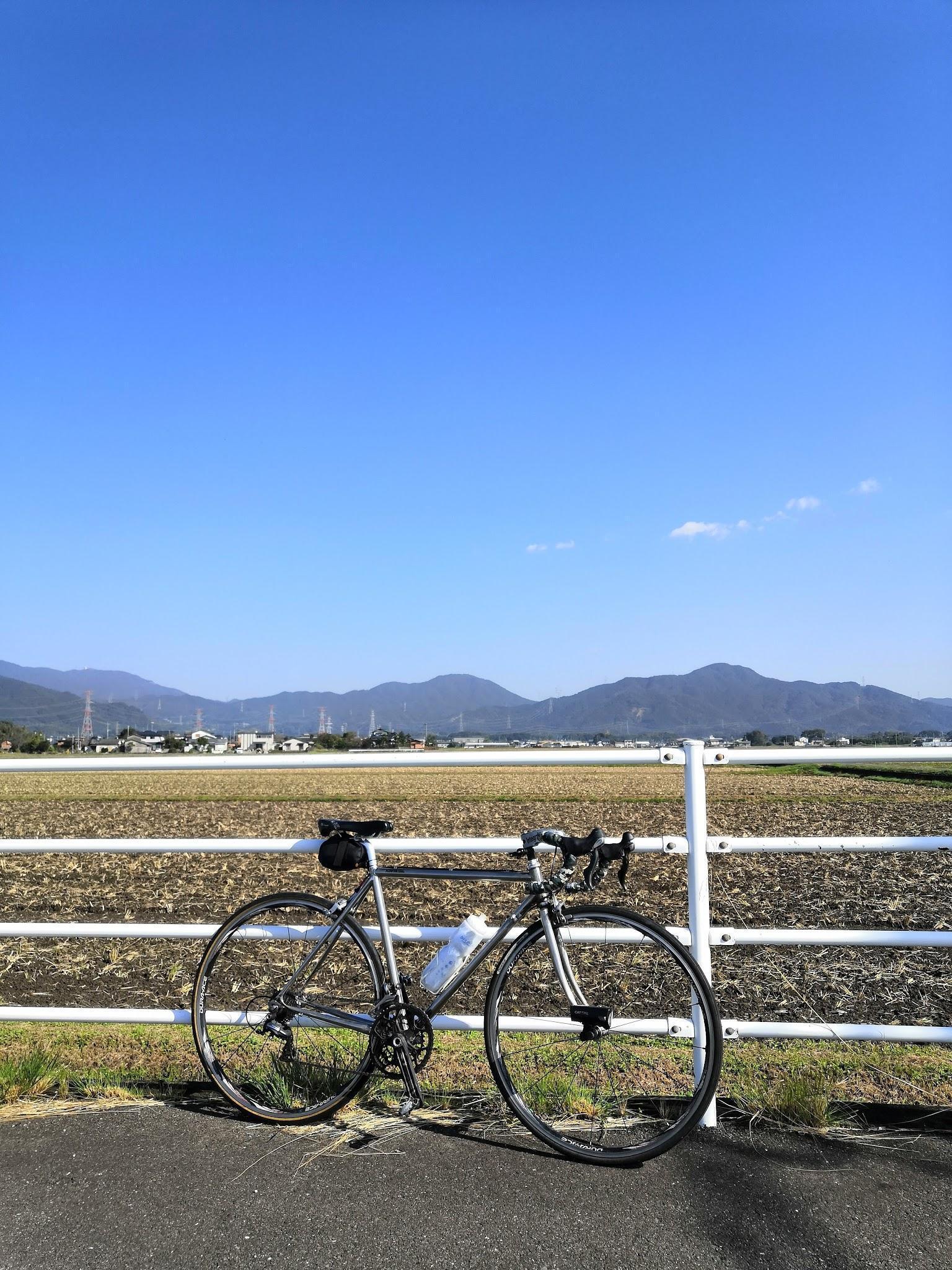 太宰府から駅前不動産スタジアムへの道中