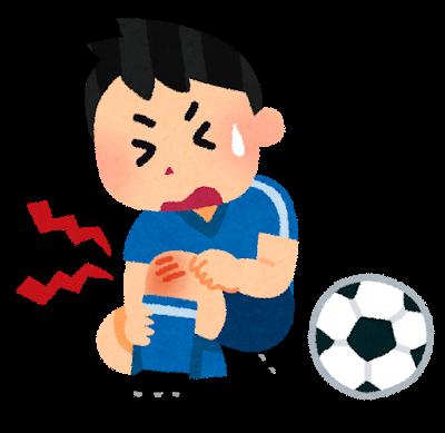 金崎夢生が受傷した前十字靱帯損傷はどんな怪我なの?