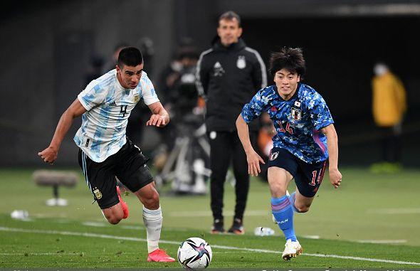 2021年3月26日日本対アルゼンチン グランパスファミリー的目線で振り返り